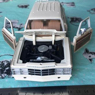 MOTOR MAX 1979 CHRYSLER LEBARON TOWN & COUNTRY WAGON LLC 2008 1:24