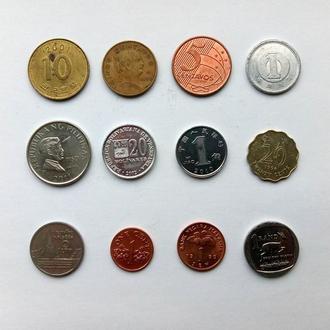 Набор монет (экзотика)