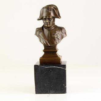скульптура бюст Наполеон бронза. Доставка бесплатно !