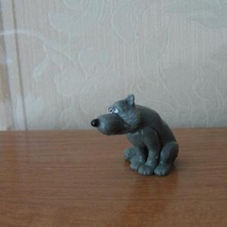 Киндеры,Маша и Медведь-2013год,Волк