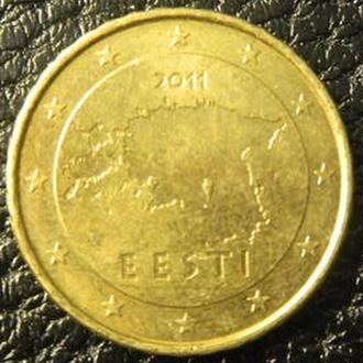 10 євроцентів 2011 Естонія