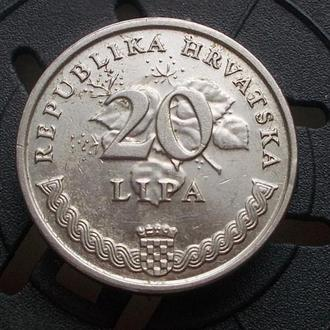 Хорватия 20 лип 2007