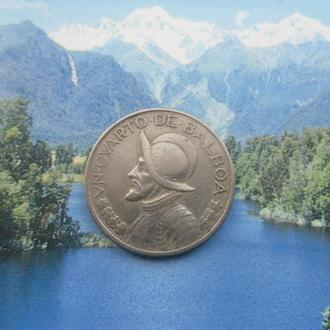 Панама 25 центов 1986 года