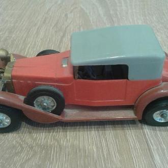 Ретро модель автомобиля ИА-1933 СССР (1:43)