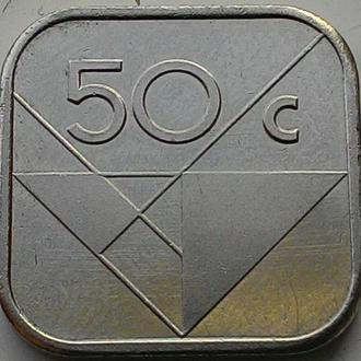 Аруба 50 центов 1991 год