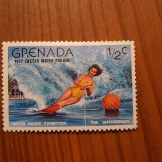 1977,Гренада,Спорт