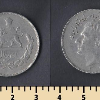 Иран 10 риалов 1970