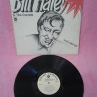 Виниловая пластинка Bill Haley & The Comets - made in Poland - NM