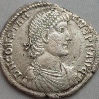 Рим, силиква, Константиус II