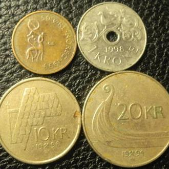 Монети Норвегії (король Гаральд V)