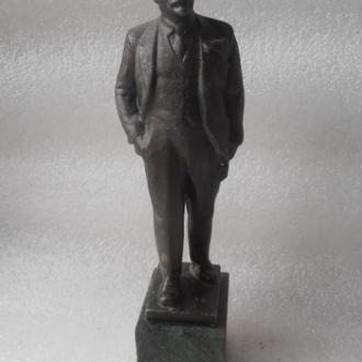 Скульптура Ленин Ск.Посядо СССР