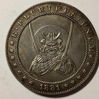 1 доллар США Хобо А-56