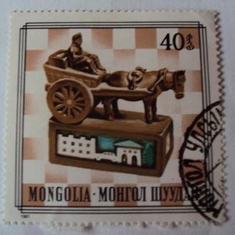Монголия 1981г