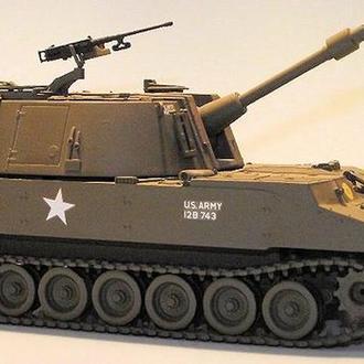 US 105mm SPH M108 1/35