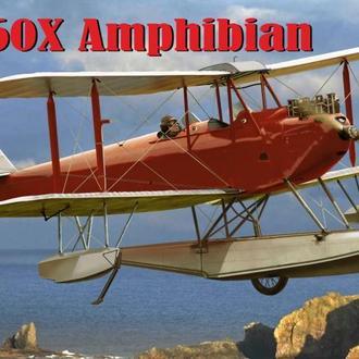 "AVIS - 72028 - DH-60X ""Amphibian"" - 1:72"