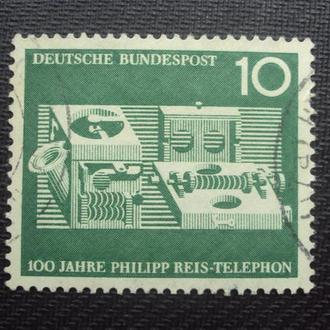 ФРГ 1960 гаш.