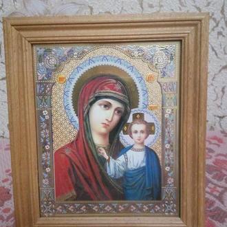 икона Богоматери Тихвинская