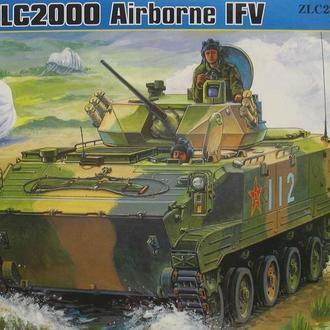 Сборная модель ZLC 2000 Airborne IFV 1:35 Hobby Boss 82434