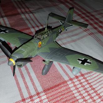 1/72 Force of Valor Бомбардировщик Ju-87 B-2