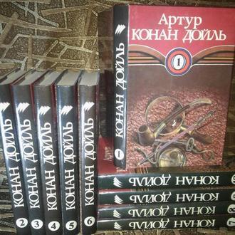 Конан Дойл Артур. Собрание сочинений в 10 томах