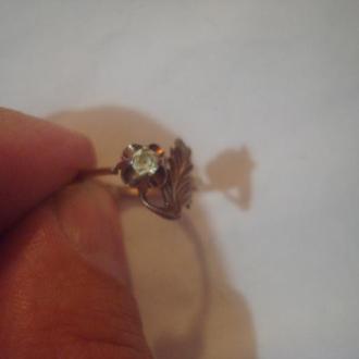 Кольцо (перстень) СЕРЕБРО