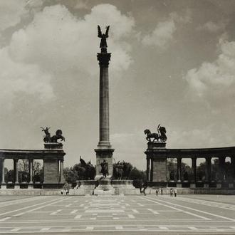 Открытка. Будапешт. 1960-е. (29)