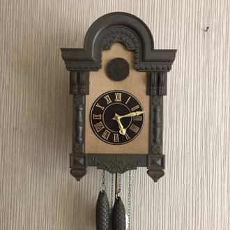 Часы ходики настенные механические с кукушкой  Маяк