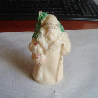 Дед мороз  СССР пластик