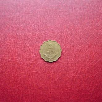 Ливия 5 миллим 1965