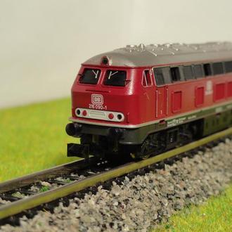 (0426) дизель MiniTrix BR 216 в масштабе N (1:160)