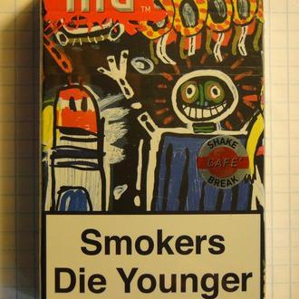 Сигареты MU CAFE