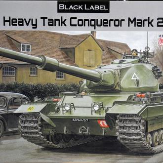 Сборная модель танка Conqueror Mark 2 1:35 Dragon 3555