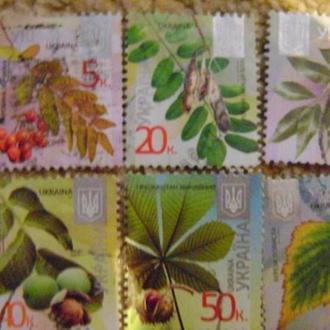 флора України (10шт)