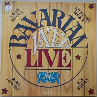 VARIOUS  Bavarian Jazz Live  2LP