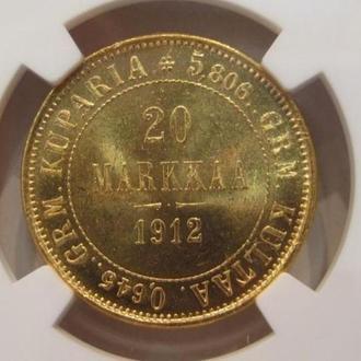 20 марок 1912