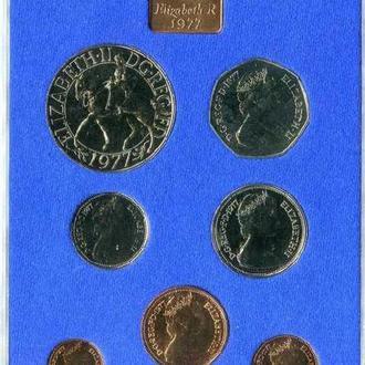 Монеты Елизаветы II (после 1968), цены  Английские монеты