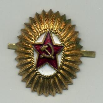 Кокарда офицера СА (латунь)
