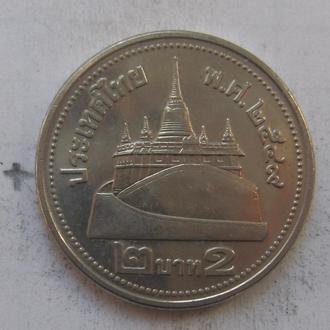 ТАИЛАНД, 2 бата 2006 г.