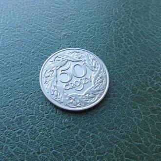 50 грошей Польша 1923 год