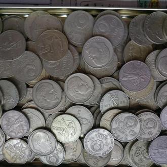 Мегалот 116 Юбилейных рублей СССР