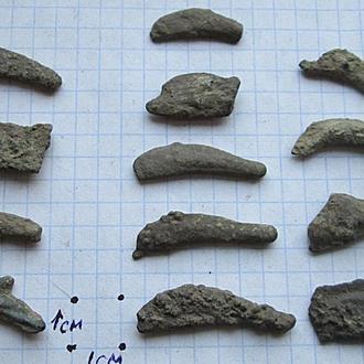 Монеты. дельфин. Ольвия 5-4-й век до н. э.