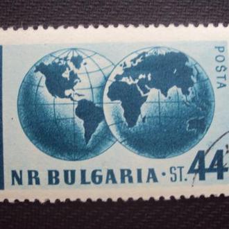 Болгария 1957г. гаш.