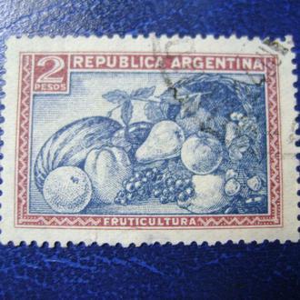 Аргентина. Натюрморт..