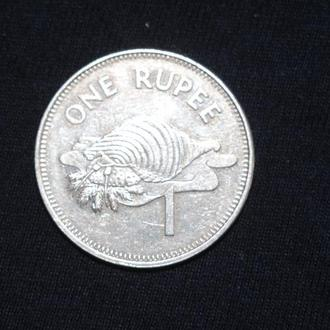 1 рупия 2010 г Сейшеллы