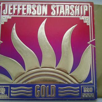 JEFFERSON STARSHIP Gold  LP  VG++