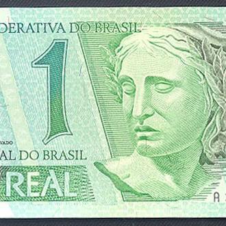 Боны Америка Бразилия 1 реал 2003 г.