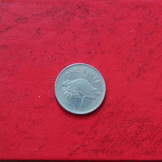 1 рупия, Сейшелы, 1982г.