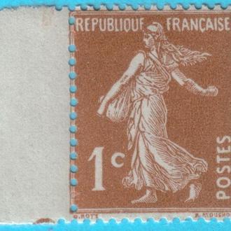 Франция Ми 267, 1931 год MNH