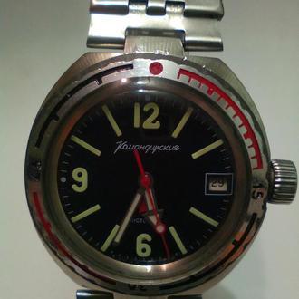 Часы Восток Амфибия 2416.