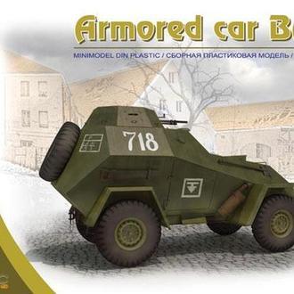 PARC Models - 3506 - Бронеавтомобиль БA-64 - 1:35